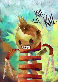 CFSL.NET #robot #kil #paint #brush #drawing