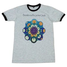Bombay Bicycle Club #fashion #t-shirt #graphic #design