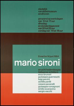 mindthat:Will Van Sambeek: City of London abbemuseum Mario Sironi and eight contemporary Italian painters