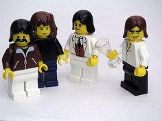 Led Zeppelin on Flickr - Photo Sharing! #legos #zeppelin