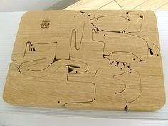 FFFFOUND! #wood #game #design #children