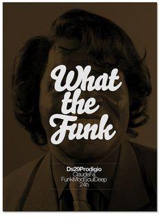 Funk Poster marindsgn