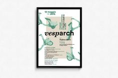 vesparch Poster #scooter #vespa #grid #architecture #poster #green