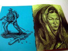 eyeone | seeking heaven #eyeone #zine #graffiti #design #martinez #illustration #art #patrick