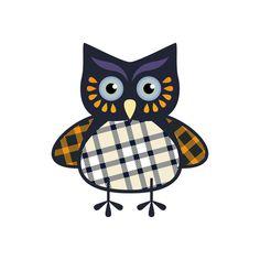 sartori owl Art Print #cute #illustration #owl