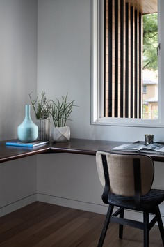 home office / Clark | Richardson Architects
