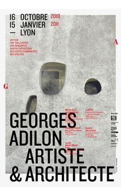 Adilon : bureau-205 #movie #affiche #france #exhibition #architecture #poster