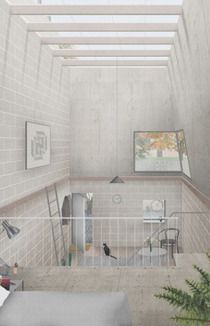 "UK's First ""Naked House"" Proposal Aims to Bring Affordability to London' ..."