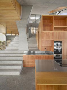 Ghat House in Chile, Max Núñez Arquitectos 7