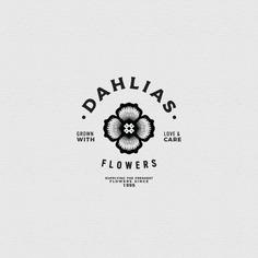 DAHLIA'S FLOWERS – CONCEPT BRAND