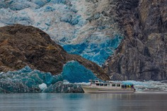 South Sawyer Glacier - Tracy Arm Fjord