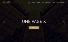 One Page X