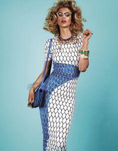Fashion We Love — Hanna Wahmer by Naomi Yang for Vogue Taiwan #fashion #photography