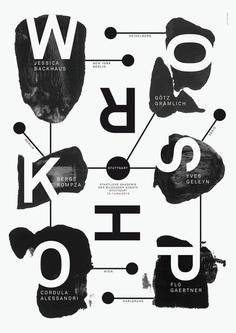 Best Film Posters : Pruša Lucia Elena, Workshop