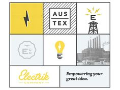 Electrik Company #icons