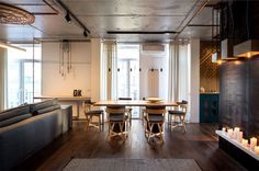 True Apartment by SVOYA Studio - #decor, #interior, #homedecor, #table