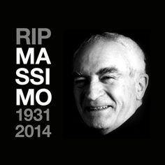 Massimo Vignelli, 1931-2014