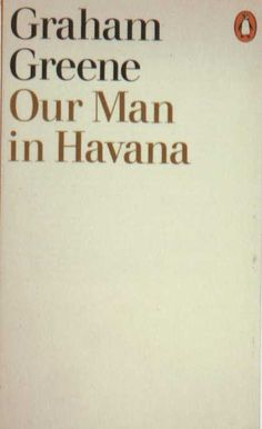 Penguin Books - Our Man In Havana #covers