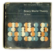 All sizes | Lali Puna: Scary World Theory | Flickr - Photo Sharing! #album #lali #theory #pelican #world #puna #cover #littlepixel #scary