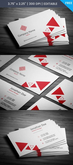 Free Barber Shop Business Card Template