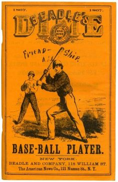 Eephus League Magazine #cover #vintage #baseball #antique #magazine