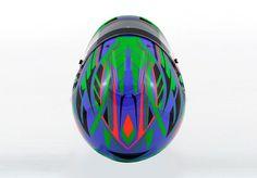 Helmet Design / Arthur Law