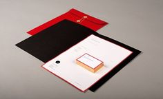 DEUTSCHE & JAPANER - Creative Studio - d&j corporate #following #and #of #japanese #colours #the #corporate #dh #stationery #german