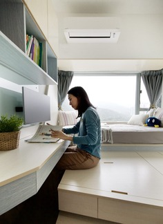 home office / Sim-Plex Design Studio