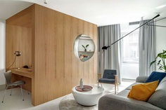 Small Studio Apartment by Interurban - InteriorZine