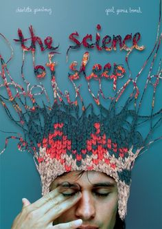 The Science of Sleep by Jelena #poster #graphic design #print #inspiration