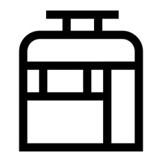 See more icon inspiration related to tourism, cableway, architecture and city, elevation, elevating, elevate, transportation, elevator, lift, ski and transport on Flaticon.