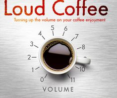 Loud_Coffee Branding