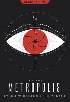 Last Tango in Poland - but does it float #metropolis #poster