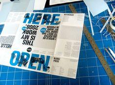 Effektive Studio. +44 (0)141 221 5070 #portfolio #design #promo #poster #typography