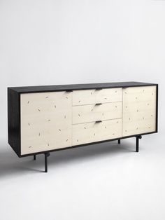 Moving Mountains - Confetti Credenza #furniture #design