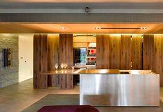 Urban Apartment by Create & Think Design Studio - #decor, #interior, #home
