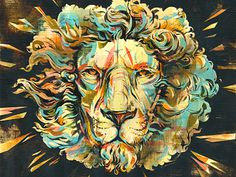 Oakley_lion_2 #lion #color #king
