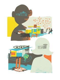 Matchmaker #illustration #damien #correll