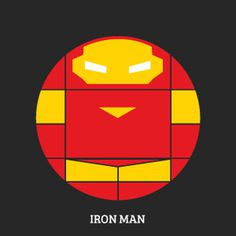 Projekt Sirkols #iron #circles #marvel #man #sknny