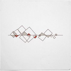 geometric print #rectangle #line #geometry #print #design #geometric #simple #minimal