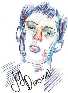 studiopatten.com #ian #patten #curtis #illustration #joy #division