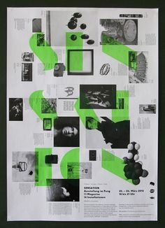 Spezial – Indexhibit: Martha Richter | Temp Magazin #layout #design #poster