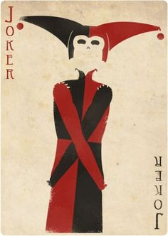 Art Crush: Felix Blommestijn | Fashion | Art | Sex | Travel | Live Fast Mag #joker #cards #playing