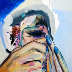 Winston Chmielinski « PICDIT #painting #color #art