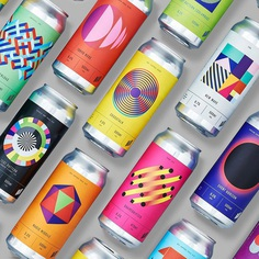 graphic design, beer, packaging