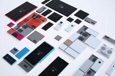 motorola's project ara modular smartphone hardware system #phone
