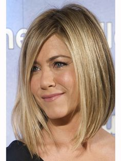Jennifer Aniston Haircut #haircut #jennifer aniston #hairstyle #haircuts #hair style #jennifer aniston hair