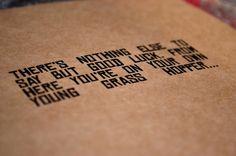 Incase of Graduation Marlo Guanlao Portfolio The Loop #typography