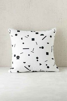 Mareike Boehmer For DENY My Favorite Pattern 3 Pillow, Urban Outfitters