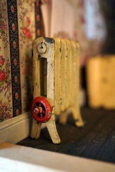 7radiator #miniature #diorama #dollhouse